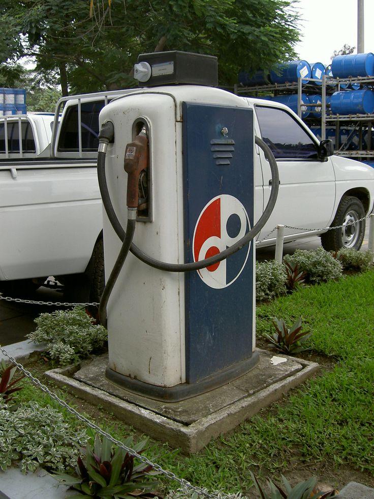 Surtidor de gasolina, yo tengo uno como ese