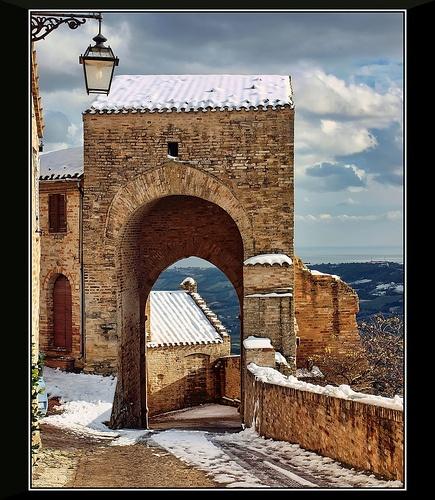 Monterubbiano, Porta Marina, 9 dicembre 2012