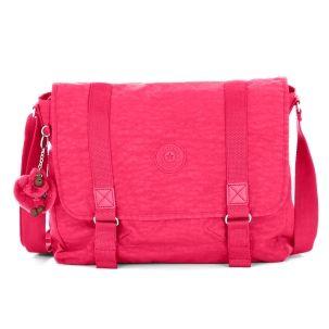 Aleron Messenger Bag. Back-To-School Accessories #KiplingSweeps