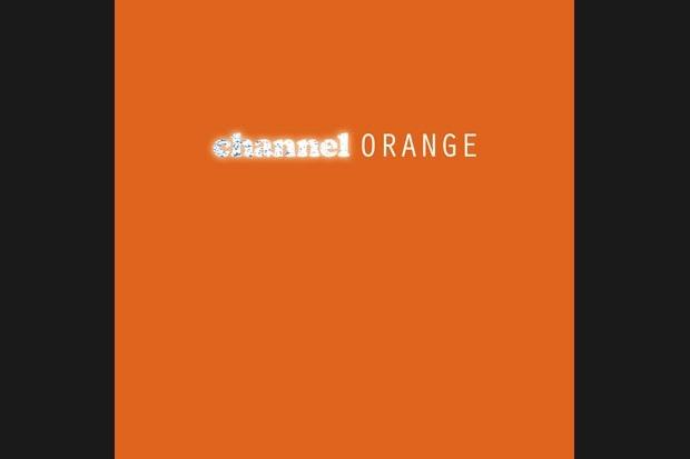 Frank Ocean - channel ORANGE (Def Jam)