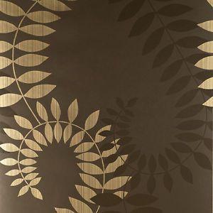 Harlequin-Patterned-Wallpaper-Virtue-Distinction-Dark-Brown-75923
