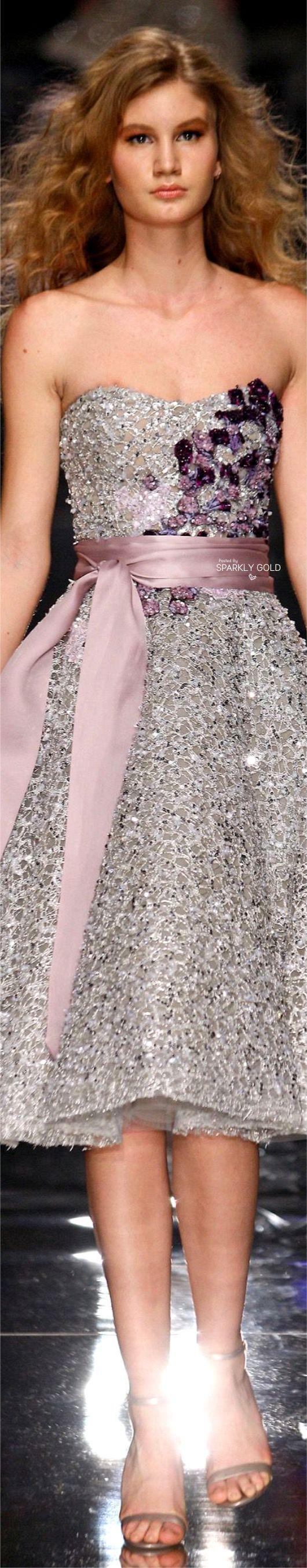 www.2locos.com  Rani Zakhem Spring 2017 Couture