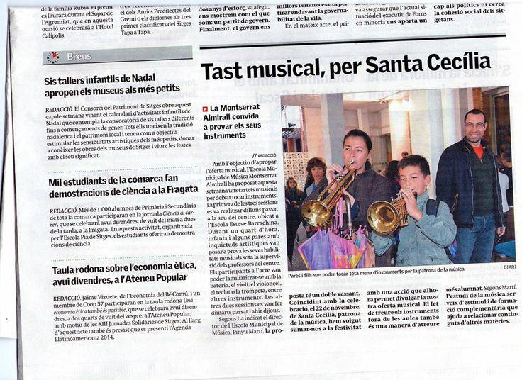Diari de Vilanova (22/11/2013)