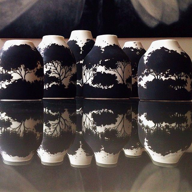 Forest bottles, Niharika Hukku