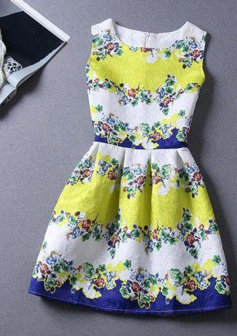 2016 Summer Dress - #Dress185