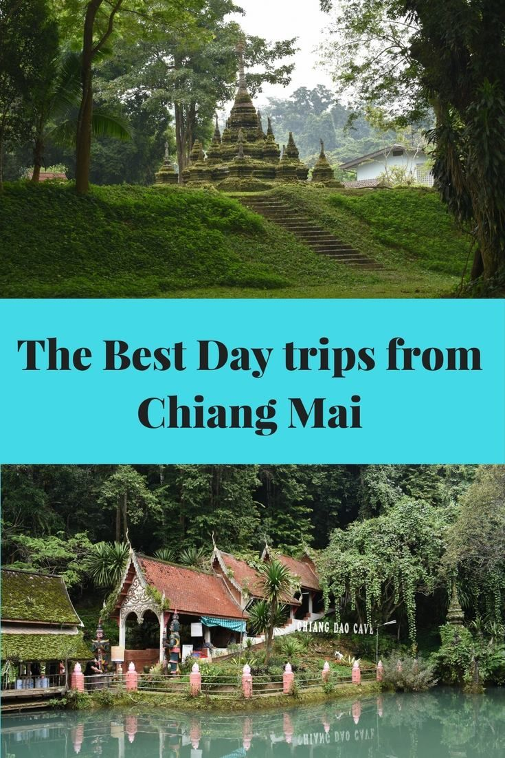 What to see and where to visit on day trips from Chiang Mai. Visit Chiang Dao for a taste of Northern Thailand culture and spectacular scenery. #chiangmai #chiangdao