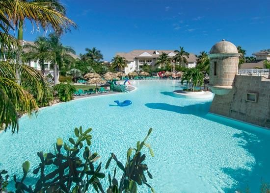 Meliá Peninsula Varadero | Infrastructure et services Varadero | children pool