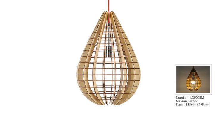Pri tvorbe iWood kolekcie sa návrhari zamerali na kombináciu ľudkého faktoru spojeného s prírodou a spoločnosťou. Dôraz bol kladený predovšetkým na životné prostredie a originálny štýl každého svietidla. Do tvorby svietidiel bola vložená láska a rešpekt k tradičným remeslám a prírodným materiálom, akým je drevo. Pri výrobe sa bral ohľad aj na úžitkové funkcie, jednoduchý dizajn, originálne línie a živé prírodné prvky.