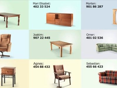 IKEA campaign lets customers buy used IKEA furniture online (Video)