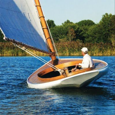 Gil Smith Catboat - Madigan