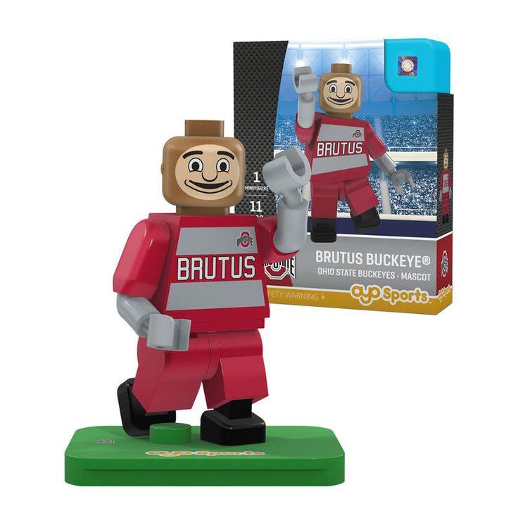 Ohio State Buckeyes OYO Sports Brutus Buckeye Generation 2 Mascot Figurine