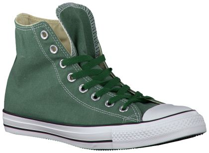 Groene Converse sneaker AS BASIC WASHED