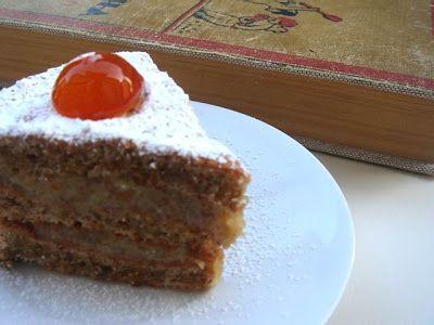 CHILI & VANILIA: High-Life-torta