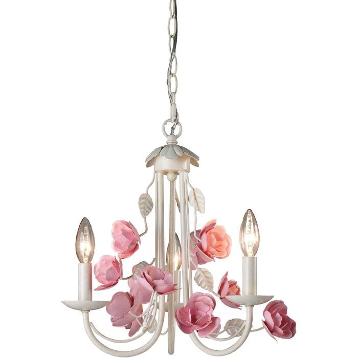 Mini Red Love Chandelier: Love This For A Little Girls Room