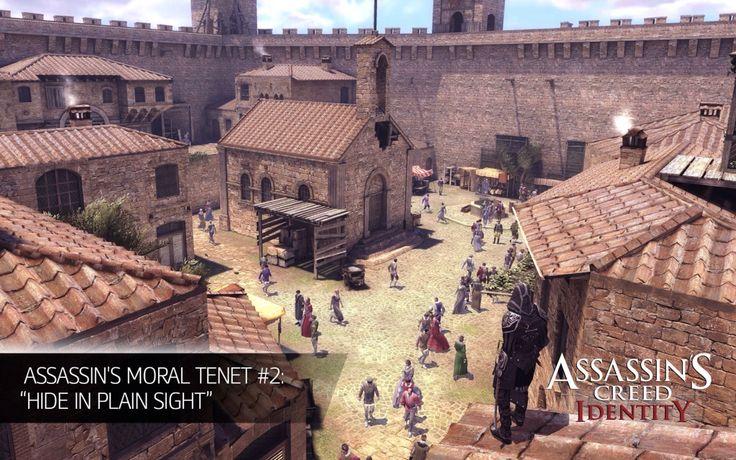 Assassin's moral #2