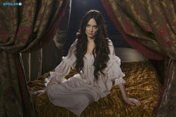 "#Galavant 1x01 ""Pilot"" - Mallory Jansen as (Madalena)"