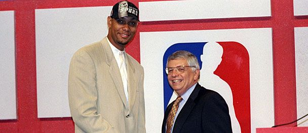 NBA Draft history: 1997 Draft | NBA.com
