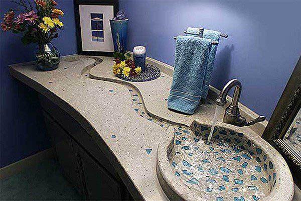 50 Impressive And Unusual Bathroom Sinks Unusual Bathrooms Bathroom Sink Design Amazing Bathrooms