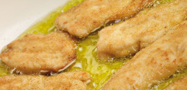 Pollo fritto piccante al profumo di senape
