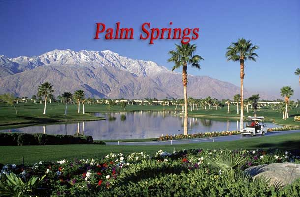 Palm Springs CA Homes & Real Estate