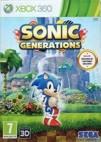 Sonic xbox