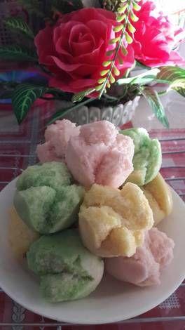apem atau kue mangkok terigu