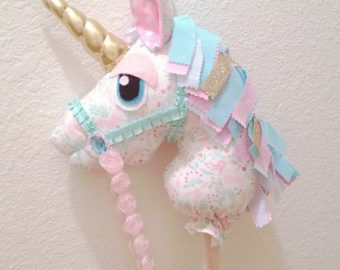 Hobby Horse Toy Horse Stick Horse whimsy woo horse