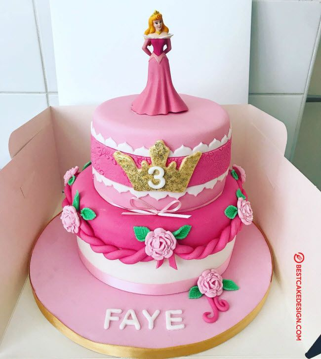 50 Sleeping Beauty Cake Design Cake Idea March 2020 Sleeping