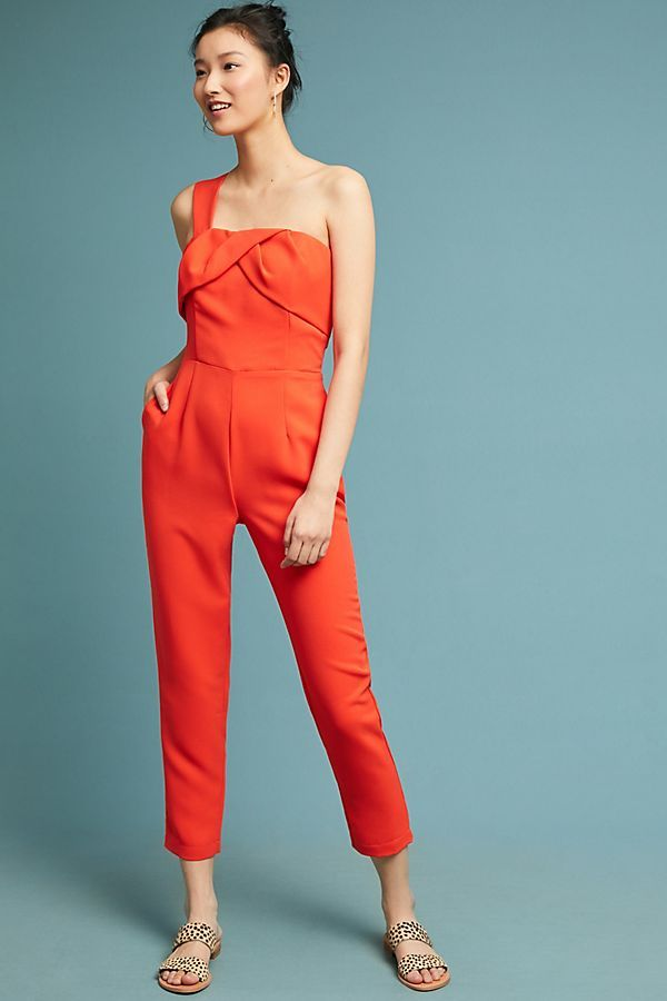 3abaa1a8a320 Slide View  1  Mamanuca One-Shoulder Jumpsuit