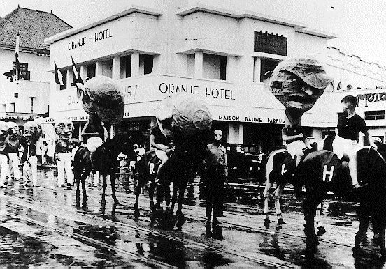 Hotel Oranje, Surabaya