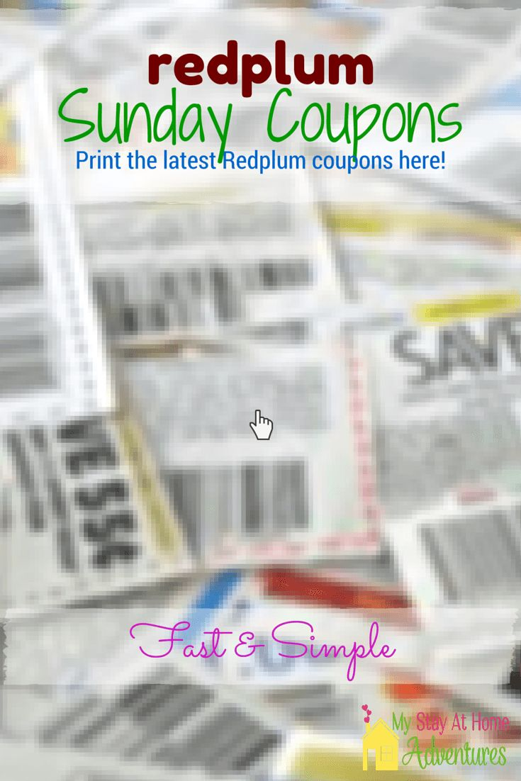 Coupon master clipping service - Redplum Sunday Coupons For 02 15 2015 All Quilted Northern More