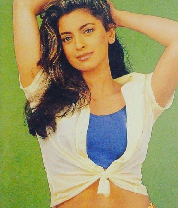 Juhi Chawla sexy