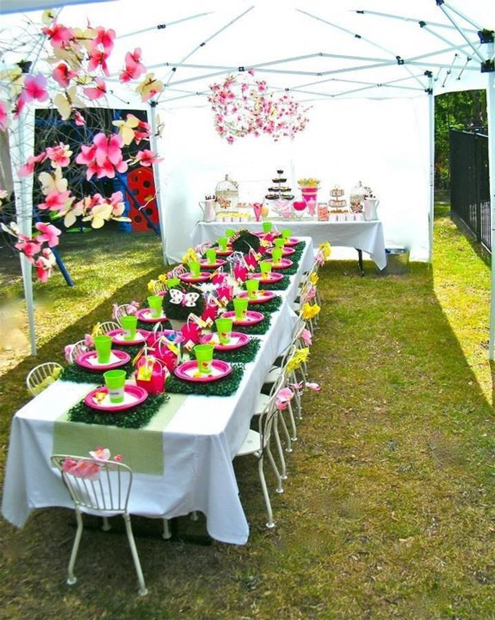 24 Best Kids Birthday Party Decoration Ideas At Home