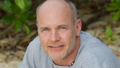 Michael Skupin, 50, White Lake, Mich., professional speaker, author and coach (previous season: Survivor: Australian Outback)