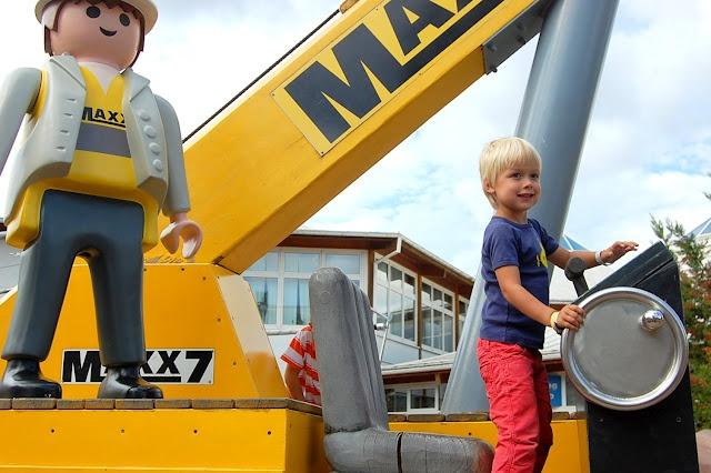 mama van vijf: Playmobilland - Duitsland