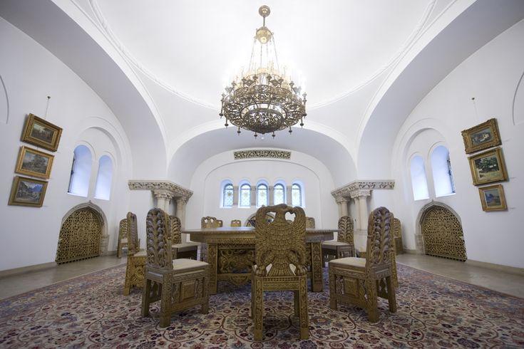 Sala Tezaur, Muzeul Cotroceni - Palatul Cotroceni (Octav Ganea)