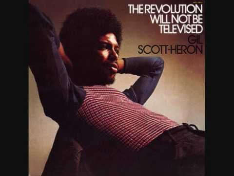 Gil Scott-Heron - The Revolution Will Not Be Televised (Full Band Version)