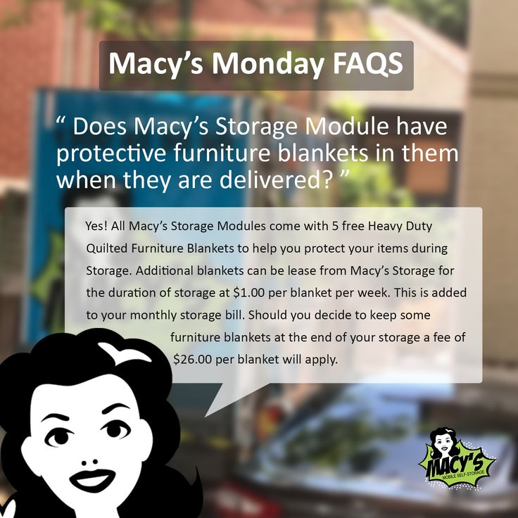 It's Monday don't forget to be AWESOME! #happy #Monday #macysmobileselfstorage