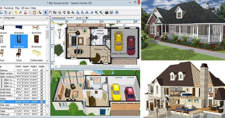 Best 25 house design software ideas on pinterest - Home interior designing software ...
