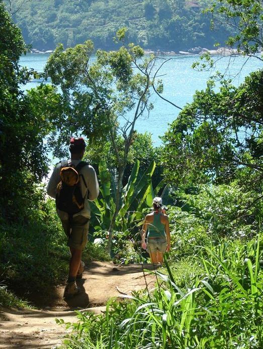 Conheça as trilhas de Ubatuba - Saiba mais no blog