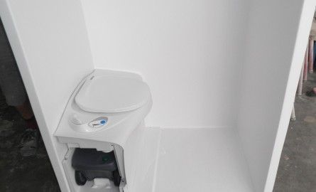 One Piece Toilet And Shower Combo Fiberglass Google