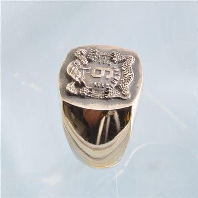 9th Infantry Manchu Special Order Ring For Anyone Who Has