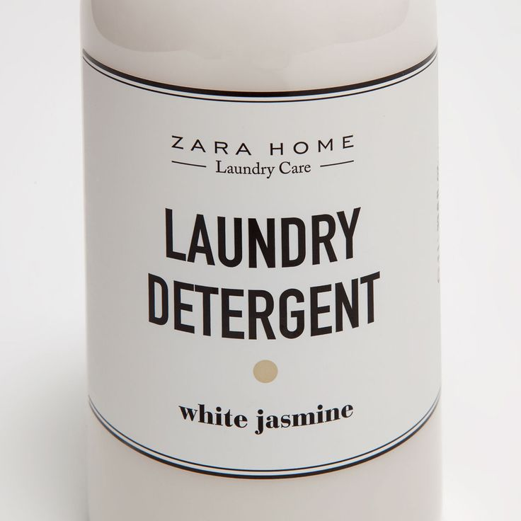 DETERGENTE DE ROUPA WHITE JASMINE - Laundry - Cosméticos | Zara Home Brasil