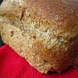 Pão Integral de Linhaça | Máquina de Pão