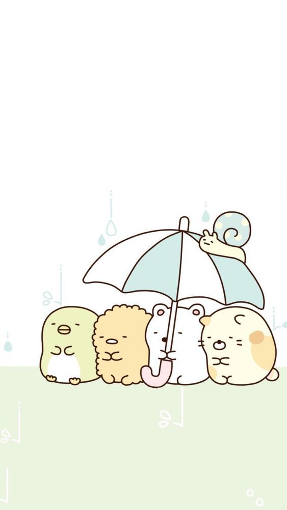 Sumikko gurashi characters cute japanese animated - Cute asian cartoon wallpaper ...