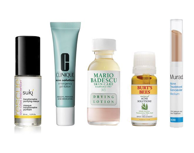 The 10 Best Acne Spot Treatments