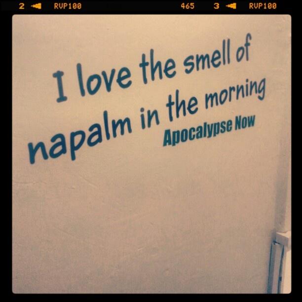 Apocalypse Now. Museum.