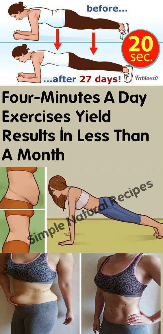 Want to change your body in just four minutes? You probably think it sounds too good to be true. However, if you find the strength to do plank every day, you'll get a terrific body, plus a significant increase in stamina and energy. Although the plank doesn't give immediate results, its slow pace will eventually …