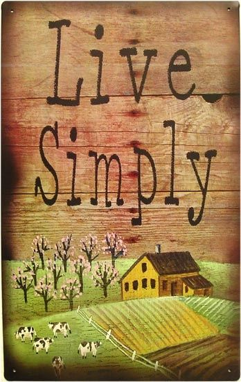 17 best country living quotes on pinterest dirt road for Country farm simples