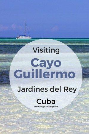 Cayo Guillermo, Jardines del Rey, Cuba